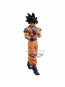 BANPRESTO FIGURE DRAGON BALL SOLID GOKU 23 CM