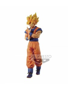 BANPRESTO FIGURE DRAGON BALL SOLID GOKU SUPER SAIYAN 23 CM