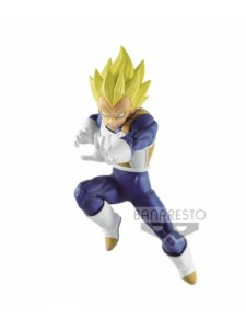 BANPRESTO FIGURE DRAGON BALL VEGETA SUPER SAIYAN 14 CM