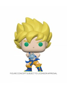 POP FIGURE DRAGON BALL: GOKU SS KAMEHAMEHA