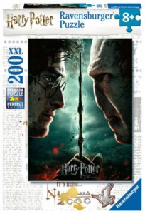 HARRY POTTER DUEL PUZZLE 200 PCS