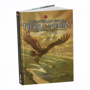 AVENTURAS TIERRA MEDIA GUIA RHOVANION (SPANISH)