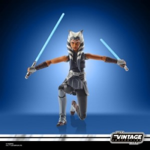 HASBRO STAR WARS  LIMITED EDITION AHSOKA MANDALORE
