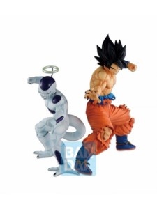 ICHIBANSHO FIGURE DRAGON BALL GOKU VS FREEZER 20 CM
