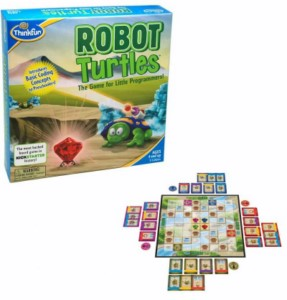 THINK FUN: ROBOT TURTLES