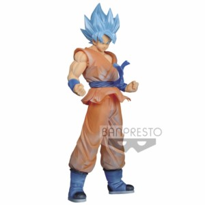BANPRESTO FIGURE DRAGON BALL GOKU SS GOD 20 CM