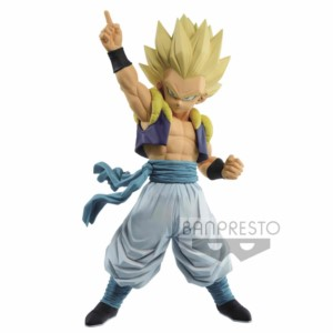 BANPRESTO FIGURE DRAGON BALL GOTENKS COLLAB 17 CM