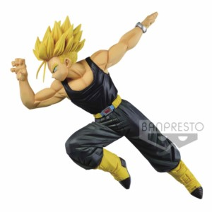 BANPRESTO FIGURE DRAGON BALL TRUNKS SS 15 CM