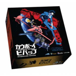 COWBOY BEBOP BOARDGAME (ENGLISH)