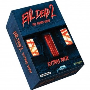 EVIL DEAD 2 BOARDGAME EXTRA PACK (ENGLISH)