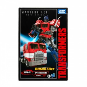 HASBRO TRANSFORMERS MASTERPIECE OPTIMUS PRIME FIGURE