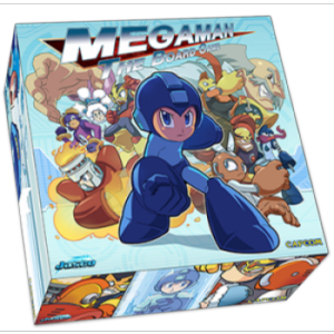 MEGA MAN BOARD GAME (ENGLISH)