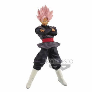 BANPRESTO FIGURE DRAGON BALL GOKU BLACK ROSE 16 CM