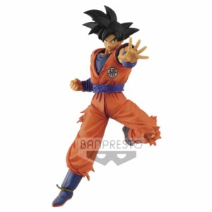 BANPRESTO FIGURE DRAGON BALL GOKU CHOSEN 16 CM