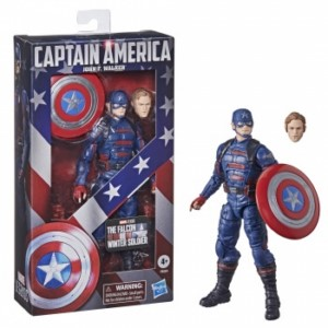 HASBRO MARVEL CAPTAIN AMERICA JOHN WALKER FIGURE