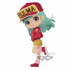 QPOSKET FIGURE DRAGON BALL BULMA 14 CM