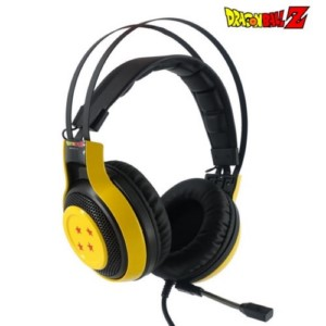 DRAGON BALL GAMER HEADPHONE WITH MIC