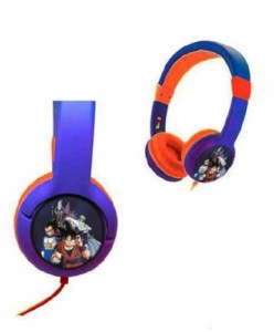 AURICULARES DRAGON BALL GOKU & BEERUS