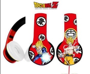 AURICULARES DRAGON BALL KAIO