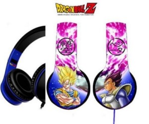 DRAGON BALL SPACE HEADPHONE