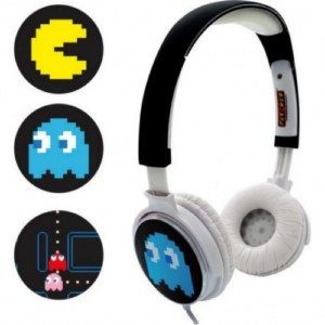 PACMAN 3 FACES HEADPHONE