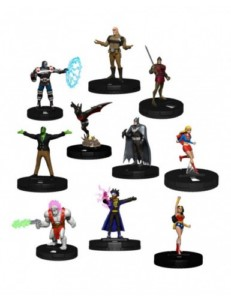 DC HEROCLIX JUSTICE LEAGUE UNLIMITED BRICK