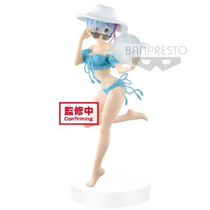 BANPRESTO FIGURE REM ZERO STARTING LIFE IN ANOTHER WORLD EXQ  22