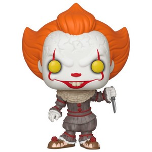 POP FIGURE IT: PENNYWISE WITH BLADE