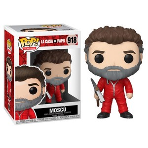 POP FIGURE LA CASA DE PAPEL: MOSCOW