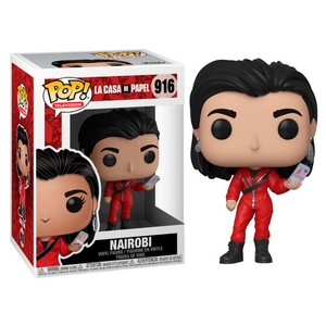 POP FIGURE LA CASA DE PAPEL: NAIROBI
