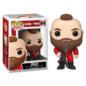 POP FIGURE LA CASA DE PAPEL: OSLO