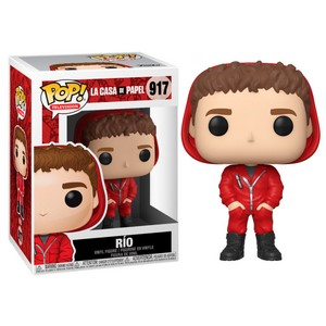 POP FIGURE LA CASA DE PAPEL: RIO