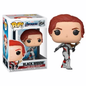 POP FIGURE MARVEL ENDGAME: BLACK WIDOW