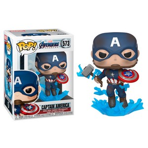 POP FIGURE MARVEL ENDGAME: CAPTAIN AMERICA HAMMER