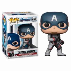 POP FIGURE MARVEL ENDGAME: CAPTAIN AMERICA