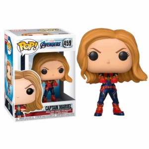 POP FIGURE MARVEL ENDGAME: CAPTAIN MARVEL
