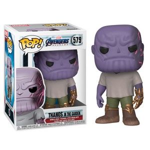 POP FIGURE MARVEL ENDGAME: THANOS CASUAL