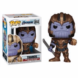 POP FIGURE MARVEL ENDGAME: THANOS