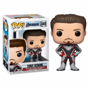 POP FIGURE MARVEL ENDGAME: TONY STARK