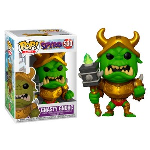 POP FIGURE SPYRO: GNASTY GNORC