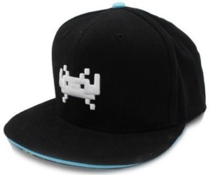 GORRA SPACE INVADERS EDICIÓN LIMITADA DELUXE