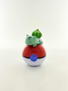 POKEMON BULBASAUR LAMP +  ALARM CLOCK