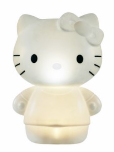 HELLO KITTY LED LAMP 40 CM