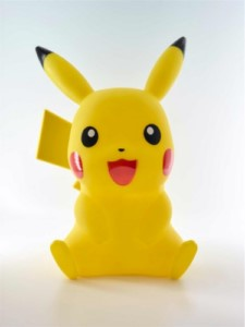 POKEMON PIKACHU LED LAMP 40 CM