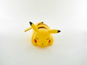POKEMON SLEEPING PIKACHU LED LAMP 25 CM