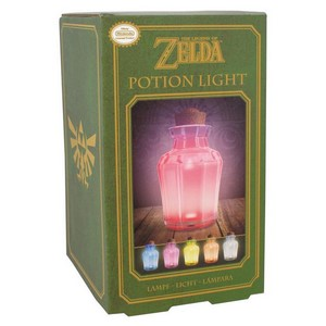LEGEND OF ZELDA POTION LAMP