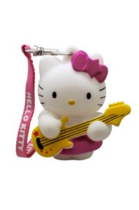 HELLO KITTY ROCK 8CM LAMP