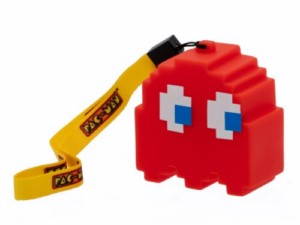LAMPARA MINI PACMAN BLINKY RED 6 CM