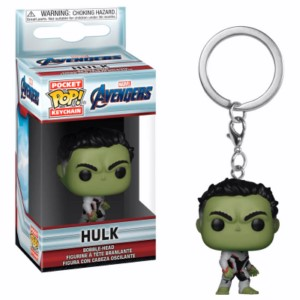 POP KEYRING MARVEL ENDGAME: HULK