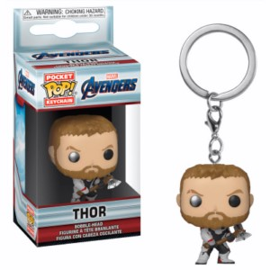 POP KEYRING MARVEL ENDGAME THOR